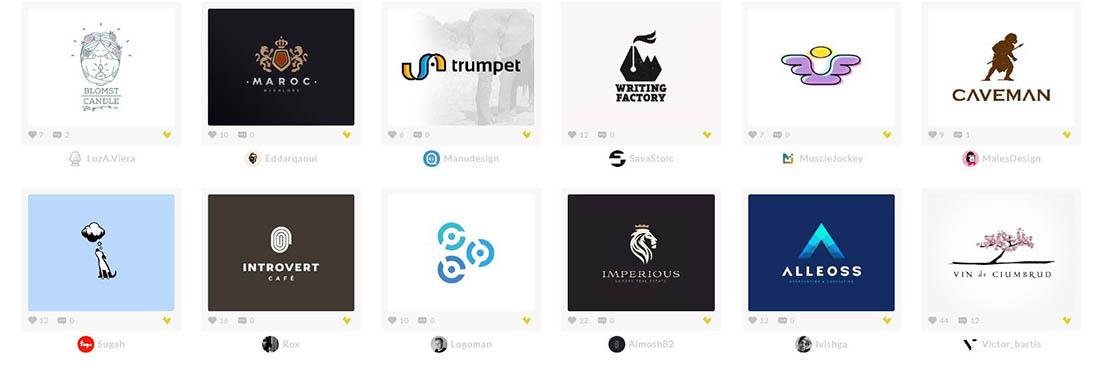 15 Inspirational Logos For Web Designers