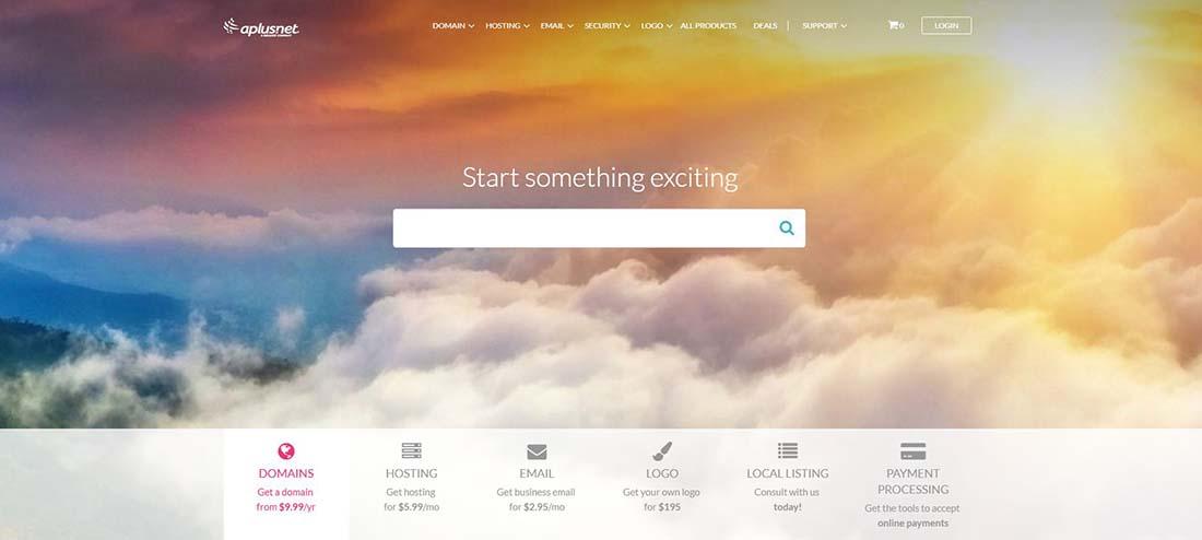 Aplus.net Hosting Solutions
