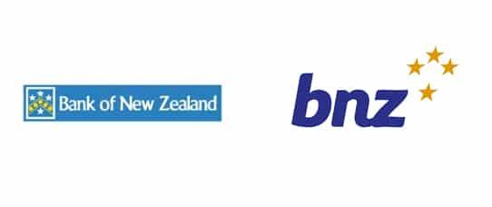 bnz rebranding logo