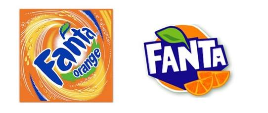 fanta rebranding logo