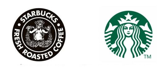 starbucks rebranding logo
