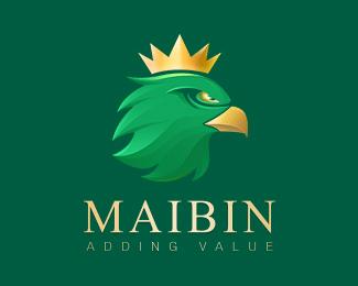 MAIBIN DESIGN Clever Logo Design
