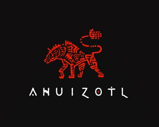 Ahuizotl Clever Logo Designs
