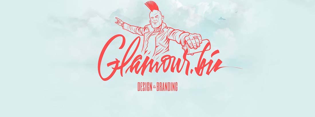 Glamour.biz Parallax Scrolling webSites