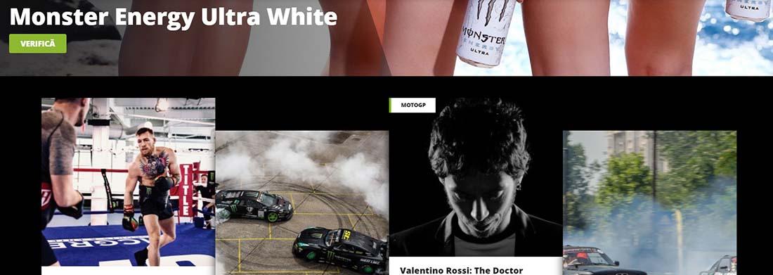 Monsterenergy corporate websites