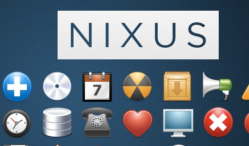 NIXUS Icon Pack