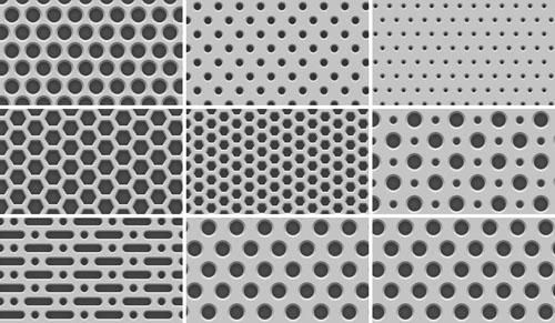 light steel patterns