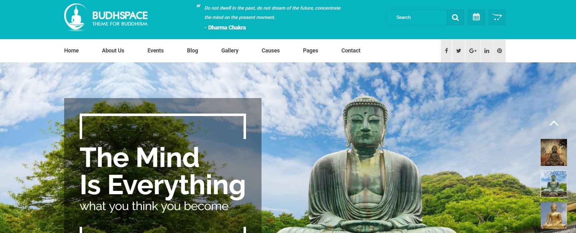 Buddha BuddyPress
