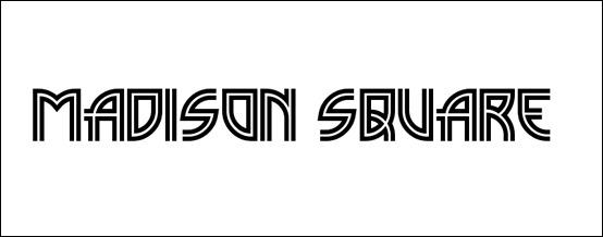 Madison Square Square Font