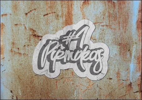 Pirmokas Free Hand Drawn Font