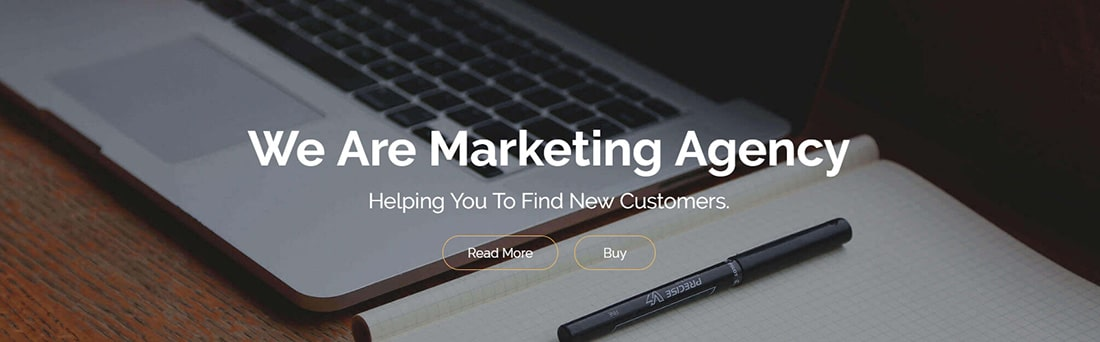 Ember - Marketing Agency WordPress Theme