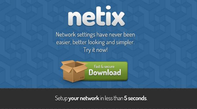 Netix - Responsive WordPress Landing Page