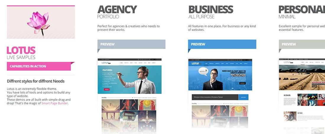 Phlox Pro Maintenance Service Website Templates