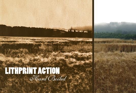 Lithprint Photoshop Action