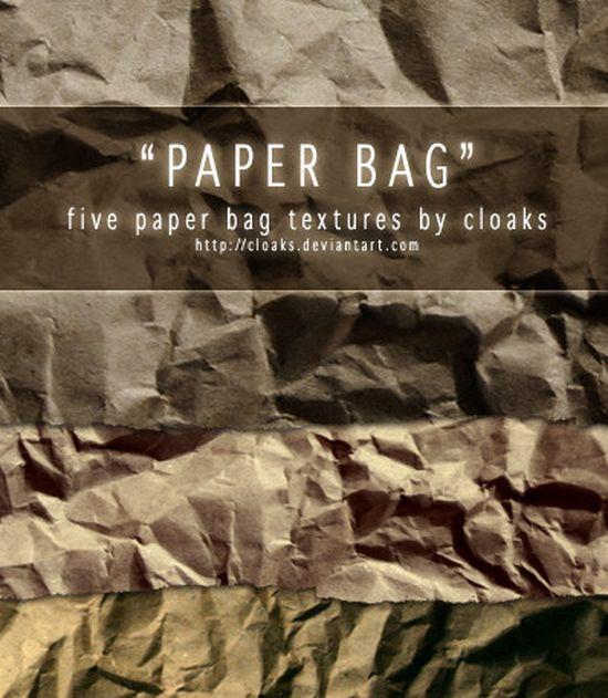 Paper Bag Texture Pack High-Resolution Textures