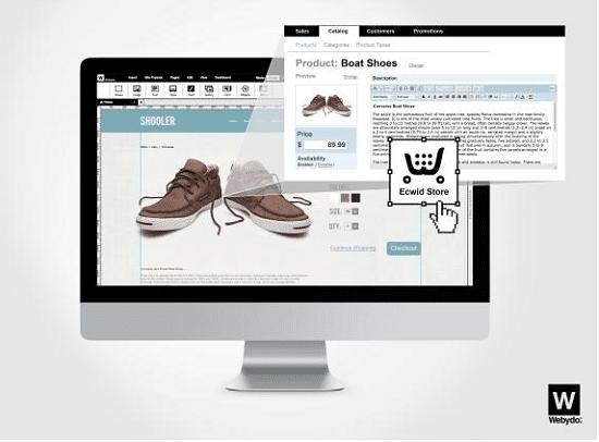 Webydo e-commerce integration