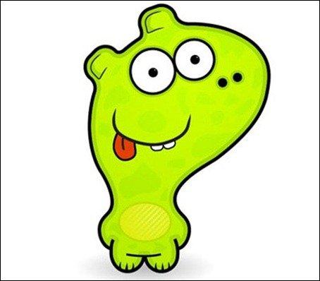 Cute Vector Monster