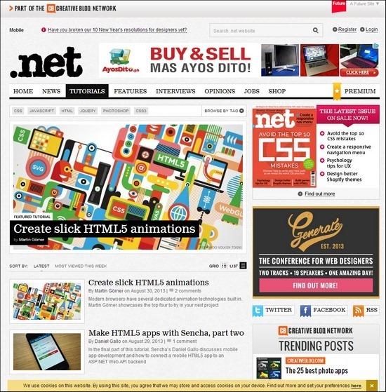 20 Websites To Improve Your Web Design And Development Skills
