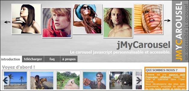 jMyCarousel