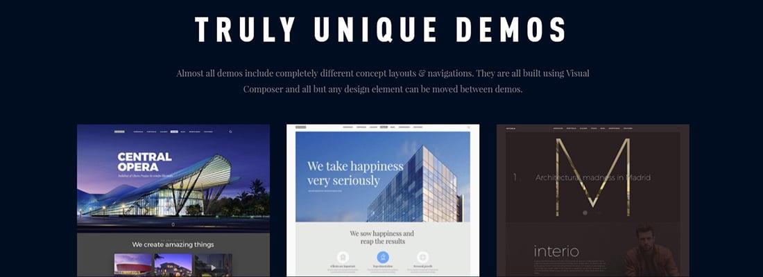 Interio Clean Portfolio Website Templates
