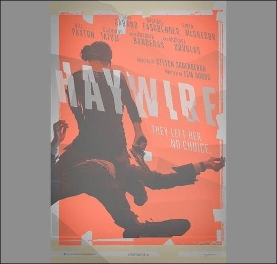 Haywire poster design