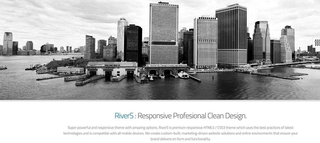 RiverS Responsive
