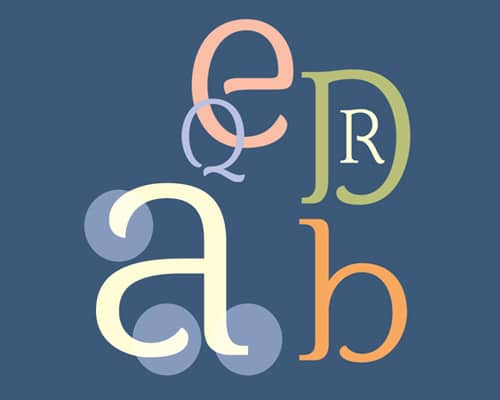 Barkentina Ribbon Fonts