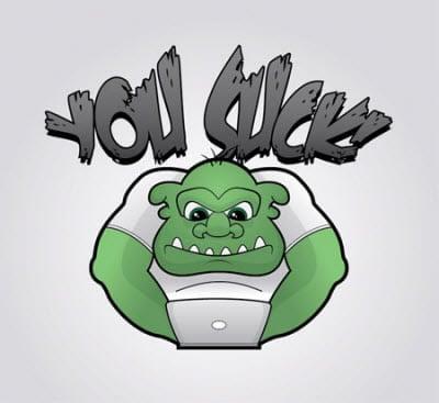 Create a Grumpy Troll Character