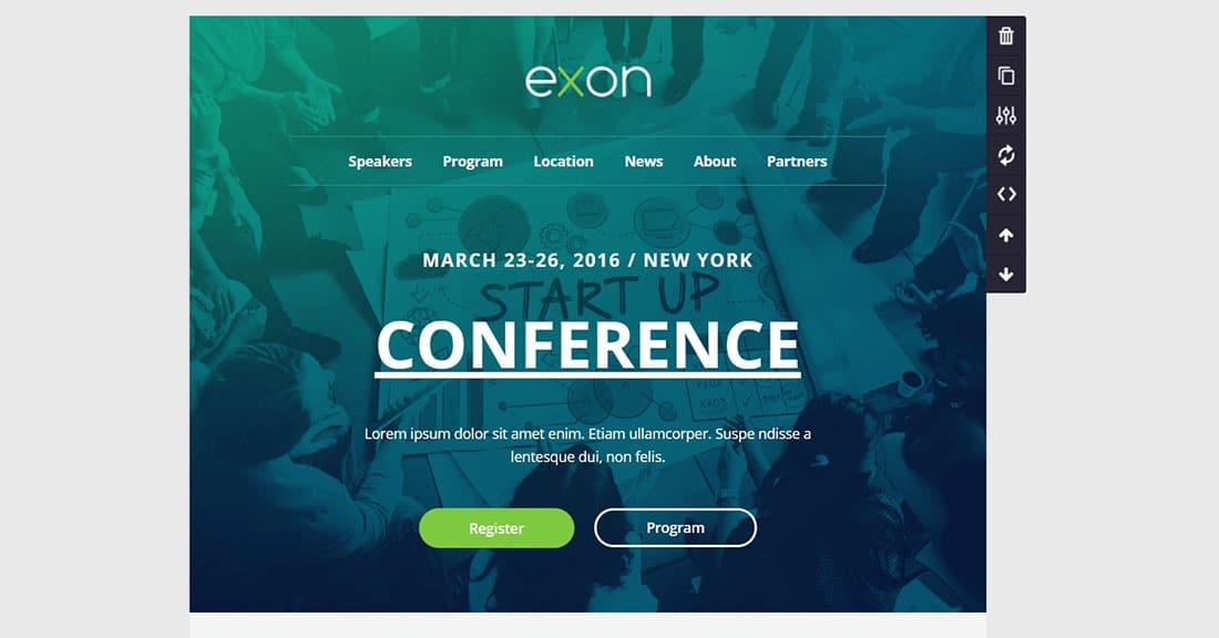 Exon - Responsive Email