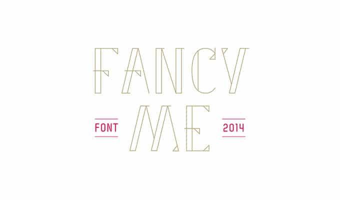 Fancy Me free font