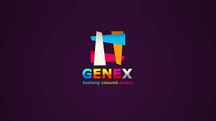 GENEX After Effects Intros