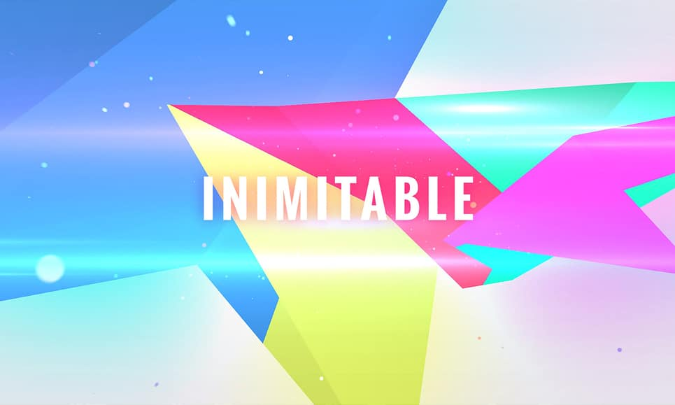INIMITABLE