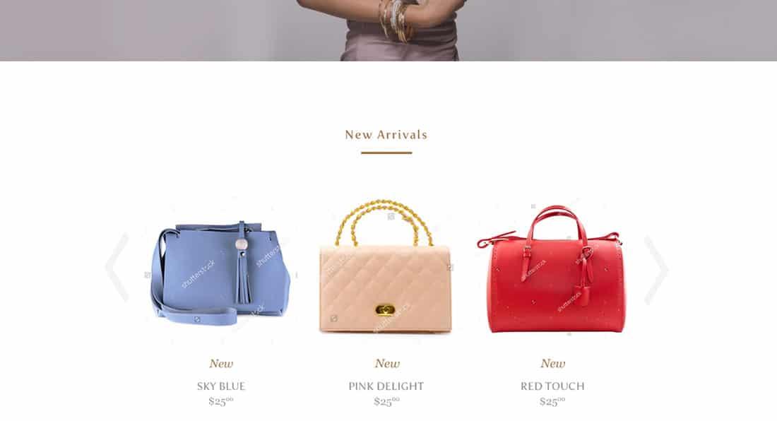 Aparelle Fashion Fashion Retail Website Themes