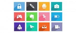 20 Newest Free Minimalist Icon Sets