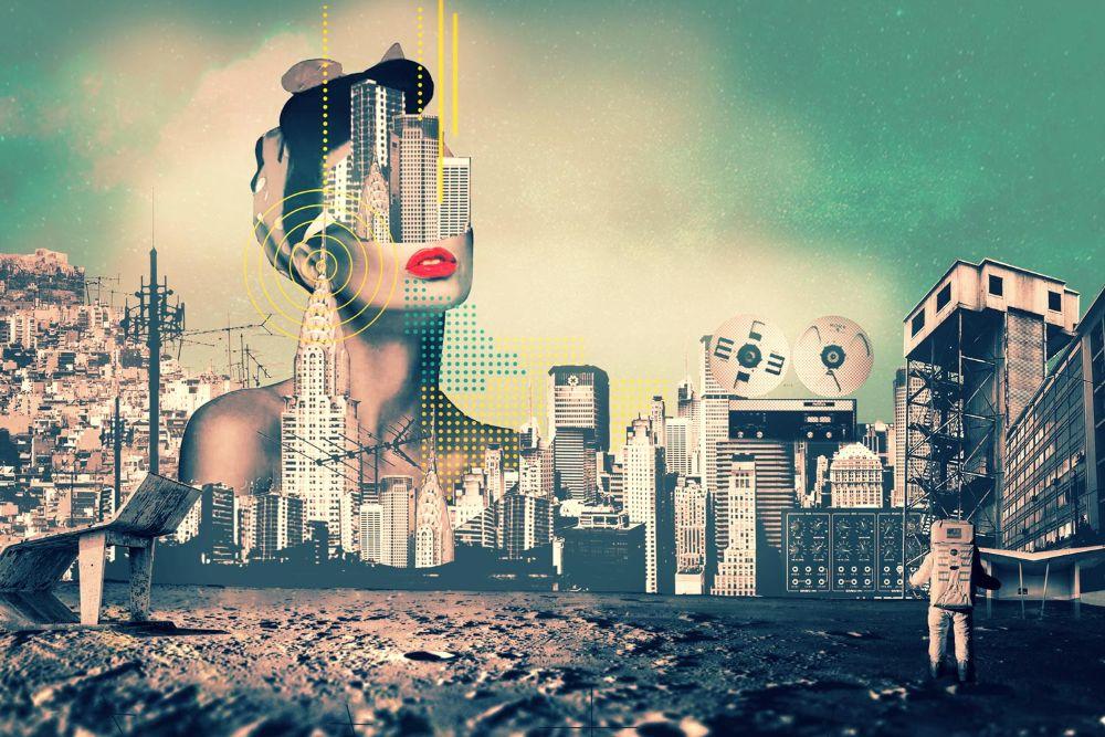 Dystopian Art