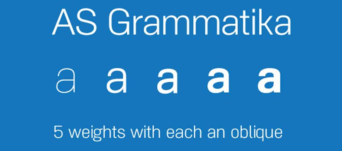 AS Grammatika