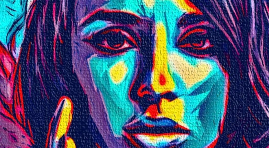 Abstract Art Action by mrikhokon _ GraphicRiver