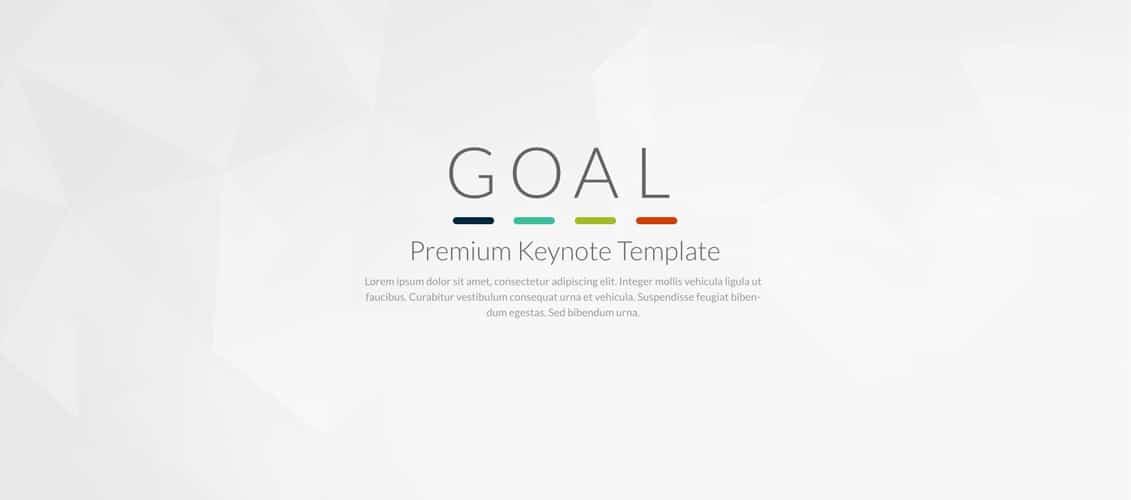 Goal Keynote Presentation