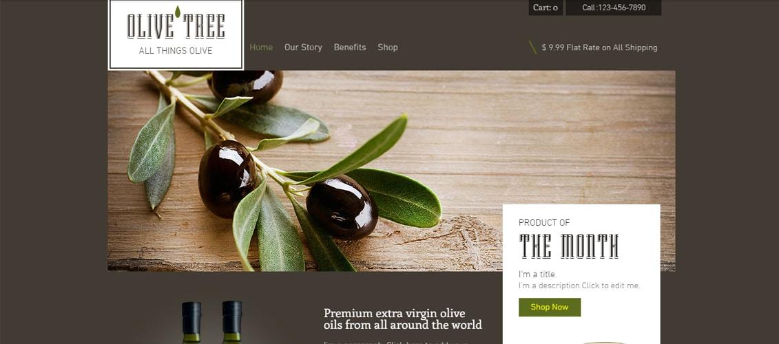 Olive Shop