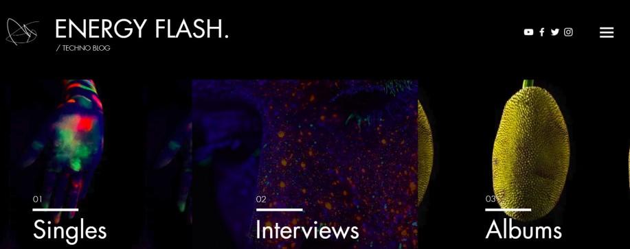 Techno Music Blog