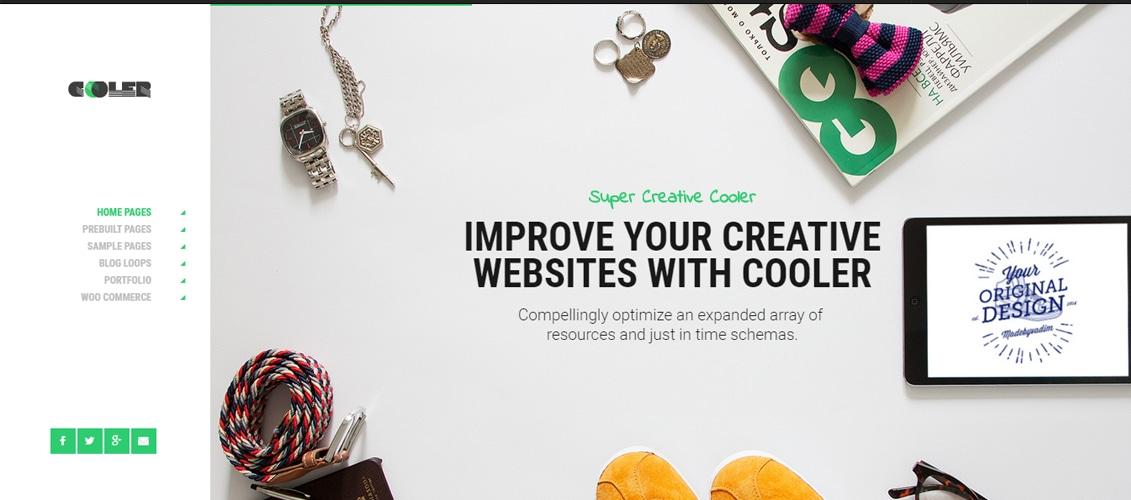 Cooler - Ultimate MultiPurpose WP Theme