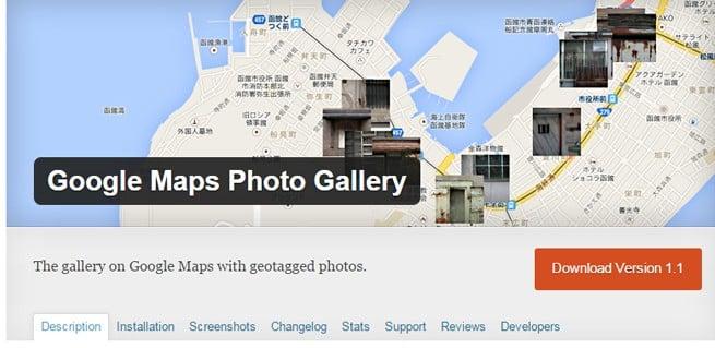 Google Maps Photo Gallery