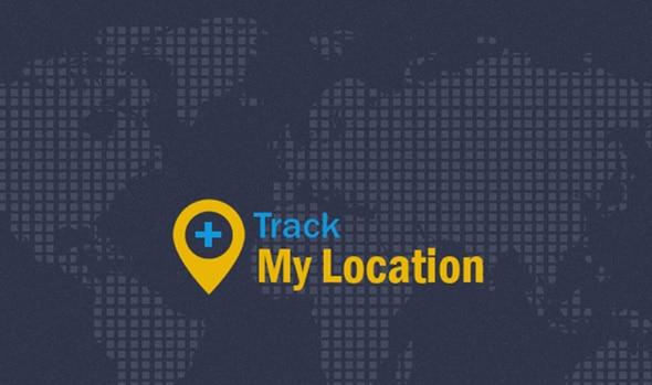 Track My Location an iOS App