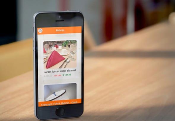 Belanja - Online Promotion Apps iOS Full App Template
