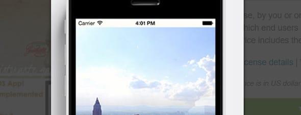 Web2App iOS App Template iOS8_9