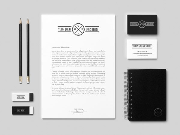 Branding Identity Mockup Vol 2