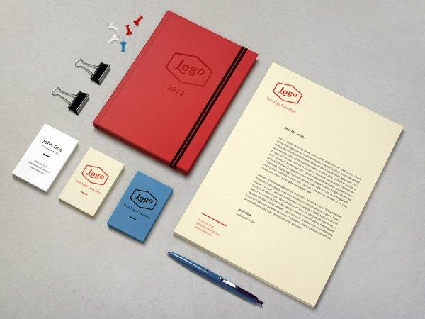 Identity Branding Mockup Vol 3