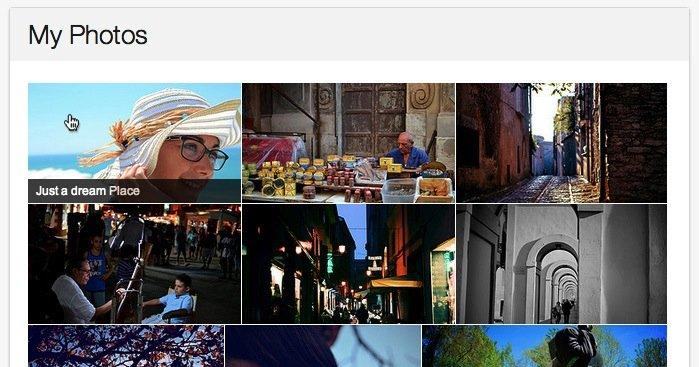 flickr plugin