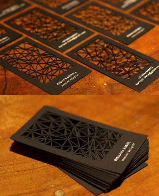 Risha Kariwal #Business Card