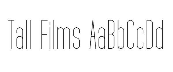 Tall Films